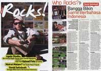 Divine Kids Majalah PC Plus - Rocks!