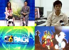 Divine Kids SCTV - Intisari Pagi
