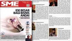 Divine Kids Majalah SME & Enterpreneurship Magazine edisi Indonesia