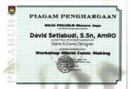 Divine Kids Seminar Komik SMAK Penabur Bintaro Jaya