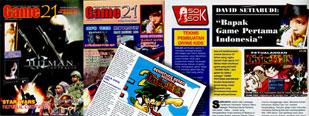 Divine Kids Majalah GAMESTATION Vol 105
