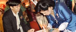 Divine Kids Dukungan Ibu Ani Yudhoyono