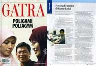 Divine Kids Majalah GATRA