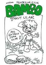 Bambo Takut Ular