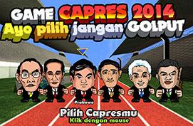GAME CAPRES 2014